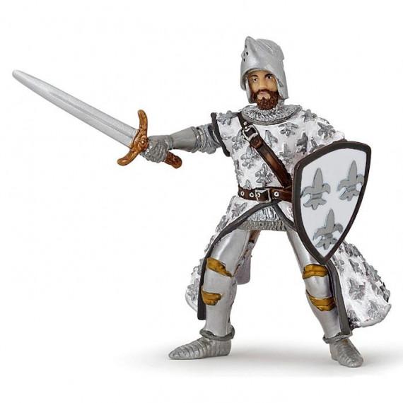 Prince Philippe blanc, figurine PAPO 39791