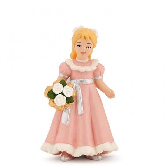 Demoiselle d'honneur, figurine PAPO 39081