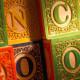 """Cubes alphabet """"anglais"""" Uncle Goose"""