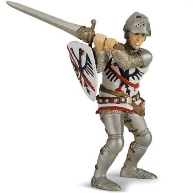 Chevalier Du Guesclin, figurine PAPO 39794