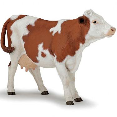 Vache montbéliarde, figurine PAPO 51165