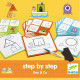 "STEP by STEP ""Geo & Co"", construire une image DJECO 8322"