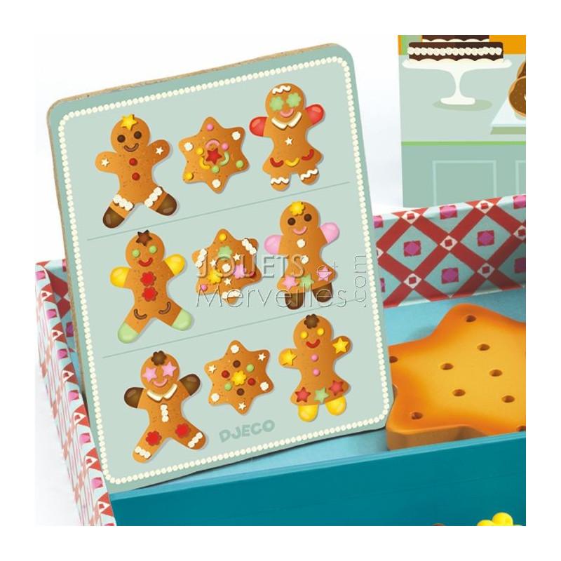 oscar et cannelle djeco 6516 jouet djeco jouets cuisine d nette. Black Bedroom Furniture Sets. Home Design Ideas