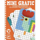 Mini Grafic coloriages pixels DJECO 5388