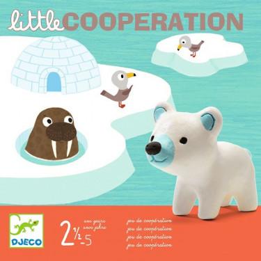 Little Coopération, jeu DJECO 8555