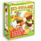 """Eco-Moulage Popsine """"Mon petit pique-nique"""" Sentosphère 2664"""