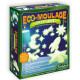 "Eco-Moulage Popsine phosphorescente ""Ma petite galaxie"" Sentosphère 2665"