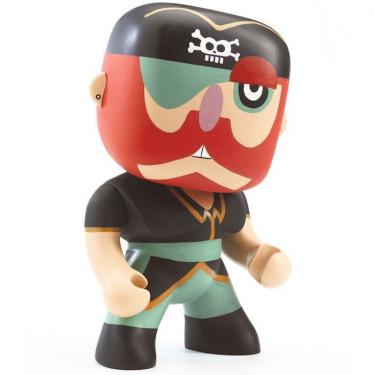 Arty Toys géant Sam Parrot djeco 6836