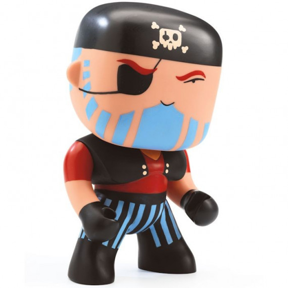 Arty Toys géant Jack Skull djeco 6835