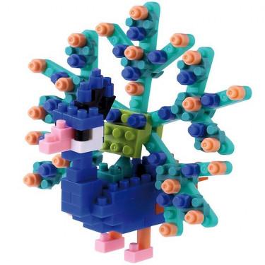 Paon nanoblock