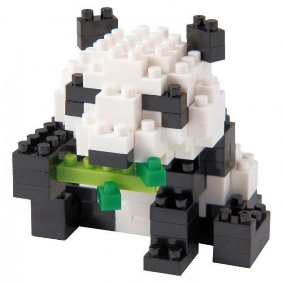 Panda géant nanoblock