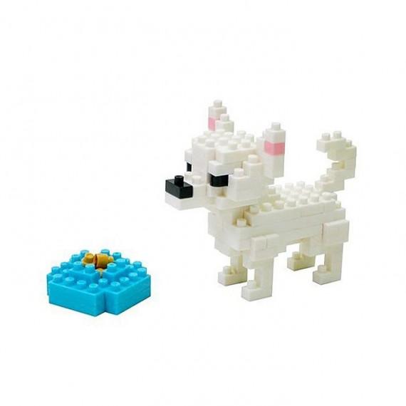 Chihuahua nanoblock