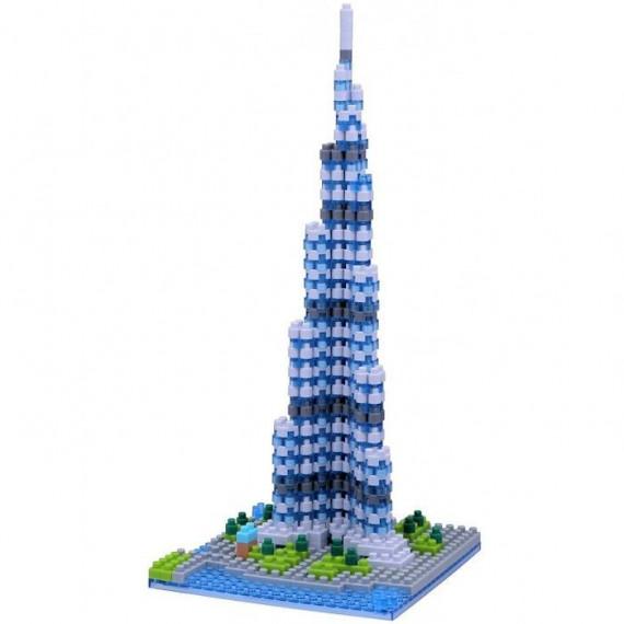 Burj Khalifa nanoblock