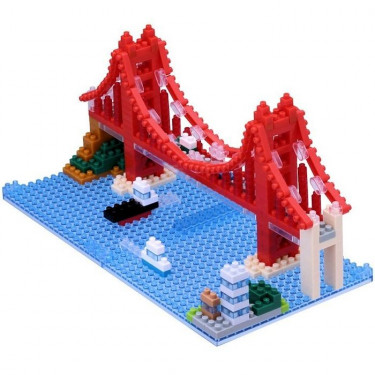Pont du Golden Gate nanoblock