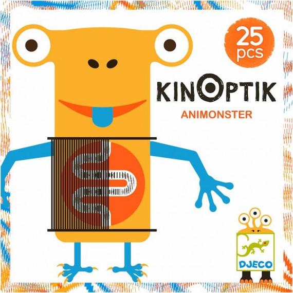 Kinoptik Animonstres DJECO 5600