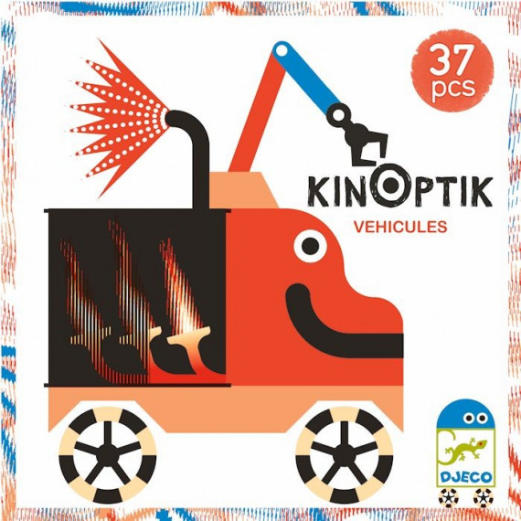 Kinoptik Véhicules DJECO 5601