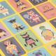 MISTIGRI animaux, jeu de paires 'Les Jouets Libres'