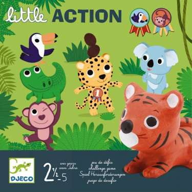 Little Action, jeu DJECO 8557