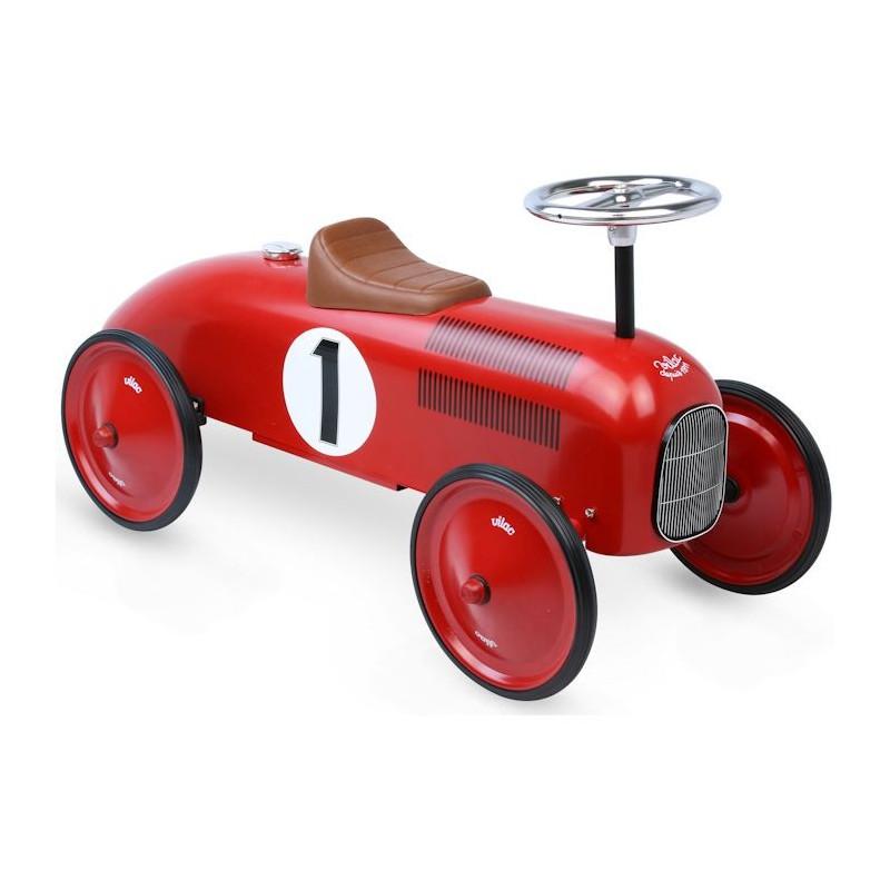 ma 1 re voiture de course en m tal porteur voiture vilac 1049 jouets et merveilles. Black Bedroom Furniture Sets. Home Design Ideas