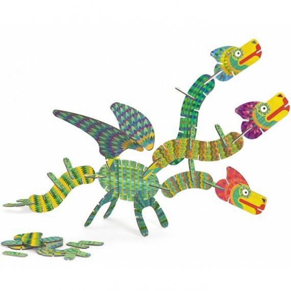 Volubo dragons DJECO 5632