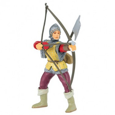 Archer rouge, figurine PAPO 39384