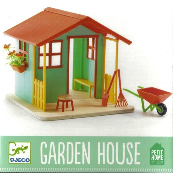 Maison de jardin DJECO 7835