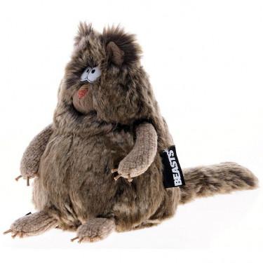 SIGIKID Beasts, peluche chat Fritten Fritze 38456