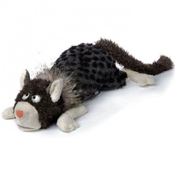 SIGIKID Beasts, peluche chat Lost and Found 38642