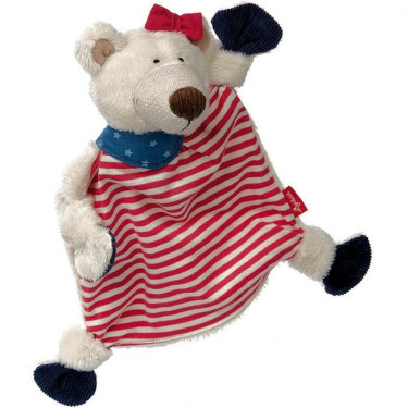 Doudou SIGIKID ours polaire fille 41432