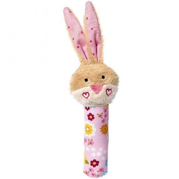 "Hochet ""pouet pouet"" lapin Bungee Bunny SIGIKID 41406"
