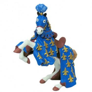 Cheval du Prince Philippe Bleu, Figurine PAPO 39258