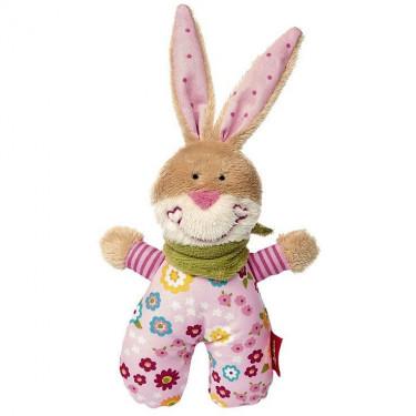 Hochet lapin SIGIKID Bungee Bunny 41422