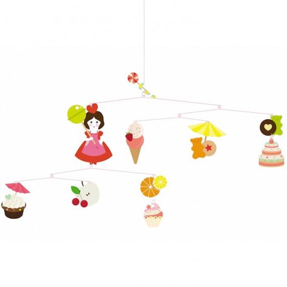 Gourmandises, mobile DJECO 4335