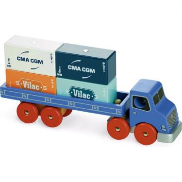 Camion Porte-containeurs VILAC 2358