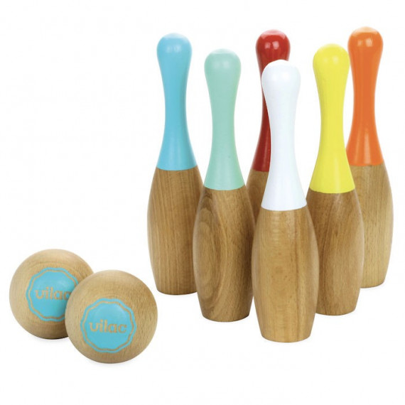 Jeu de quilles bowling VILAC 4033