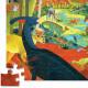 Puzzle '36 dinosaures' 100 pcs CROCODILE CREEK