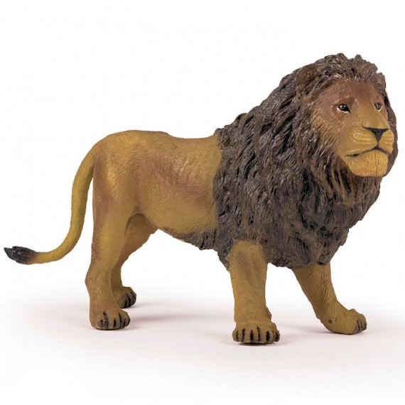 Grand lion, figurine géante PAPO 50191