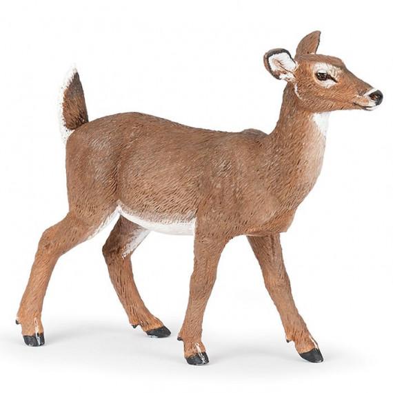 Biche de Virginie, figurine PAPO 50218