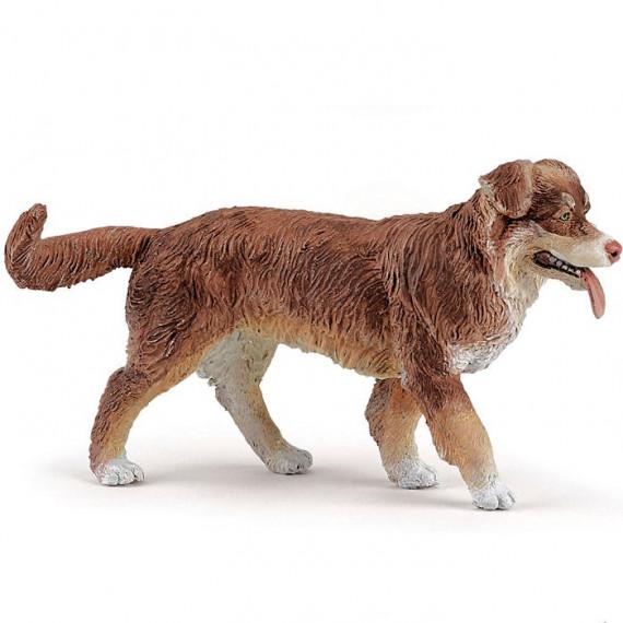Berger australien, figurine PAPO 54038