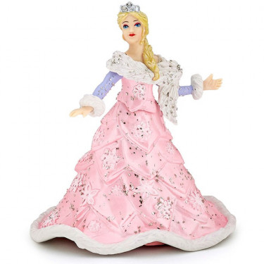 Reine des Glaces rose, figurine PAPO 39115