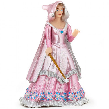 Magicienne rose, figurine PAPO 39132