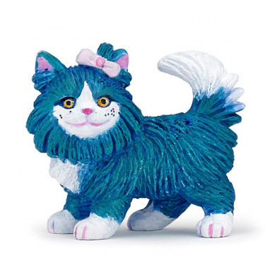 Chat Misty, figurine PAPO 39101
