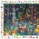 Puzzle observation 'Forêt enchantée' 100 pcs DJECO DJO7504