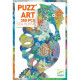 Puzzle Hippocampe 350 pcs DJECO 7653