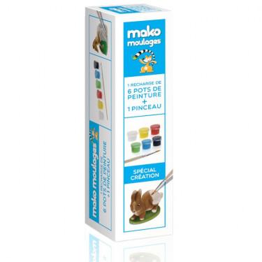 Mako Moulages Recharge de peinture 39027