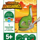 Mako Moulages Dinosaure 'diplodocus' 39025
