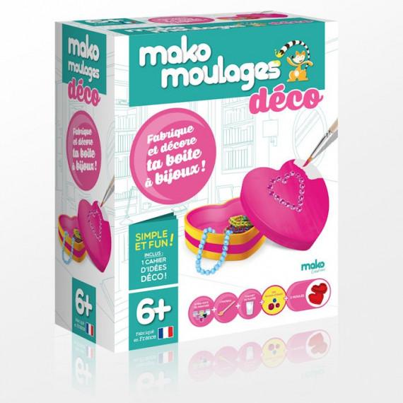 Mako Moulages déco 'Boîte à bijoux' 39302