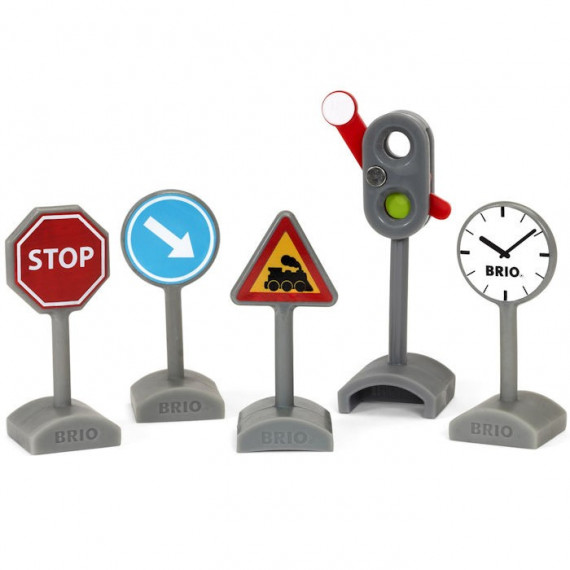 Panneaux de signalisation BRIO 33864