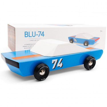 Blu 74 racer Candylab TOYS