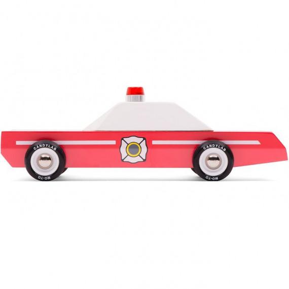 Voiture de pompiers Candylab TOYS